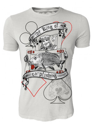 Bekleidung XXL Hotspot Design Angler T-Shirt Piker M