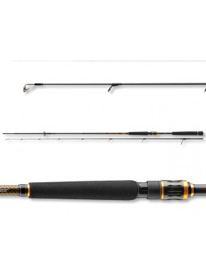 Daiwa Morethan Branzino AGS, 2 parts, Spinning rod, Softlure rod