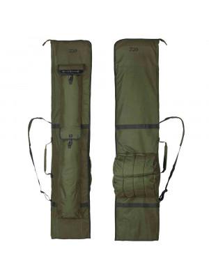 Daiwa Black Widow Holdall 12ft-3, Premium padded holdall, 200 x 40cm