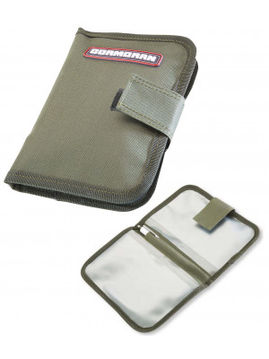 Cormoran Licence Bag Model 3041, High-end fishing license case, 14 x 20cm