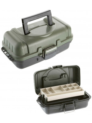 Cormoran Tackle Box Model 10001, 34 x 20 x 15.5cm, 1-parted