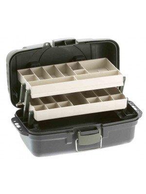 Cormoran Tackle Box Model 10002, 36 x 20 x 18.8cm, 2-parted