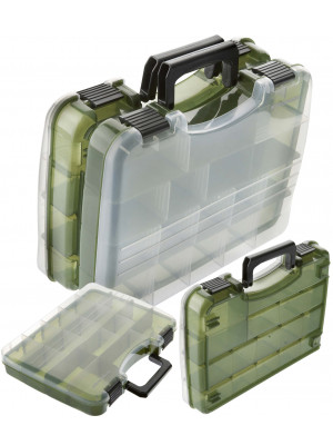 Cormoran Tackle Box Model 10015, Lure box, 28 x 22 x 6cm, put together