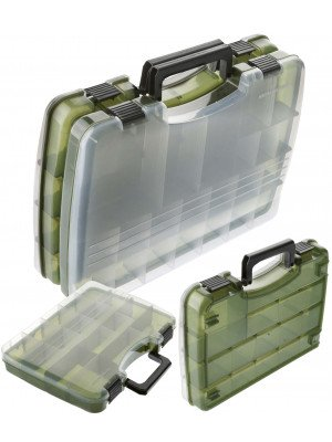 Cormoran Tackle Box Model 10016, Lure box, put together, 38 x 28 x 11cm