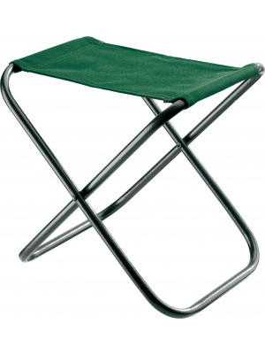 Cormoran Folding Chair, tear resistant material, dark green