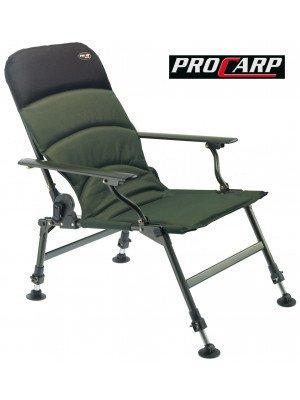 PRO CARP Allround Carp Chair with armrests, Model 7100
