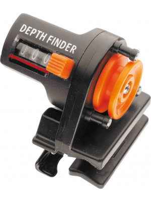 Cormoran Depth Counter, mechanical, up to 999m