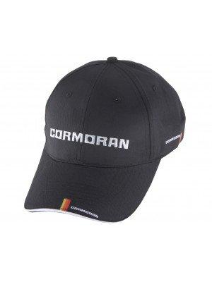 Cormoran Cap, black, Baseball cap, universalsize