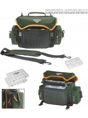 Cormoran Lure Bag Model 5002, 40x15x21cm