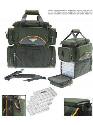 Cormoran Lure Bag Model 5004, 40x24x39cm