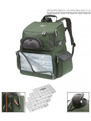 Cormoran Lure Bag Model 5005, 40x24x39cm