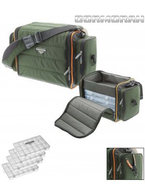 Cormoran Lure Bag Model 5006, 47x24x30cm
