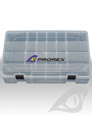 Daiwa Prorex Tackle Box 451XL, 36x22.5x8.5cm, high-quality box