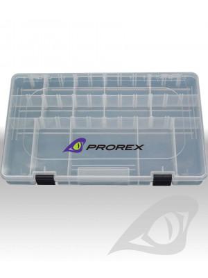 Daiwa Prorex Tackle Box 452L, 36x22.5x5.5cm, high-quality box