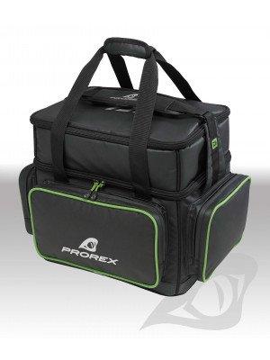 Daiwa Prorex Lure Bag XXL, 46x35x33cm, black/green, water repellent