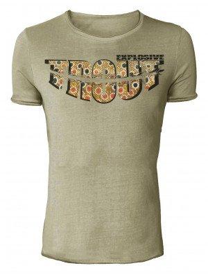 Hotspot Design Angler T-Shirt Explosive Trout - Collection Vintage