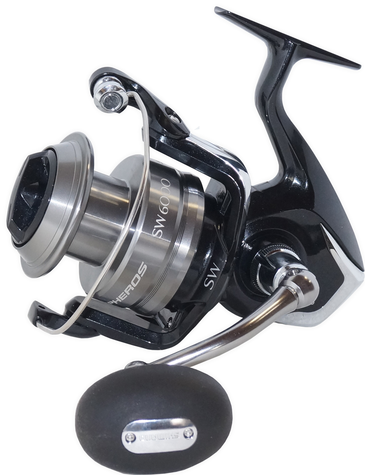shimano spheros 6000 sw heavy duty saltwater reel | ebay, Fishing Reels