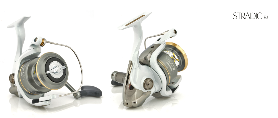 Shimano Stradic 4000 FJ Spinning Reel with Front Drag | eBay